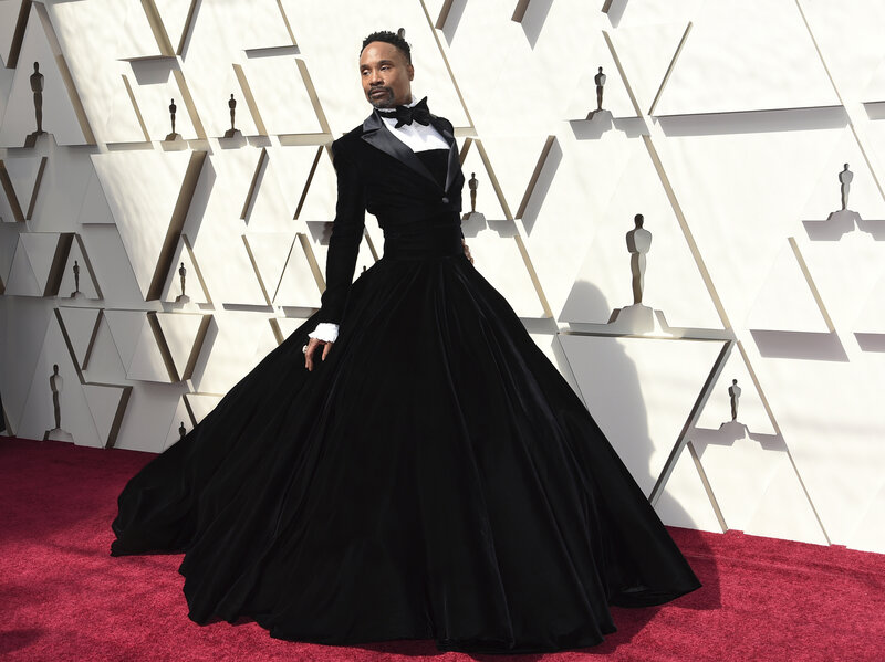 How Christian Siriano Broke The Internet With His Inclusive Design At The Oscars Npr