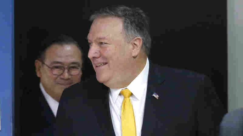 Pompeo Announces Tightening Of Cuba Embargo