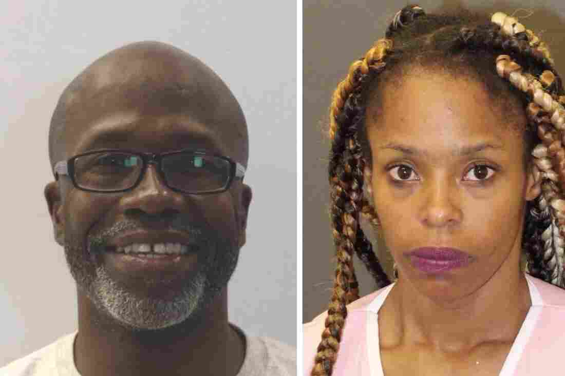 Father, daughter accused of fatal stabbing of wife blamed beggar for murder