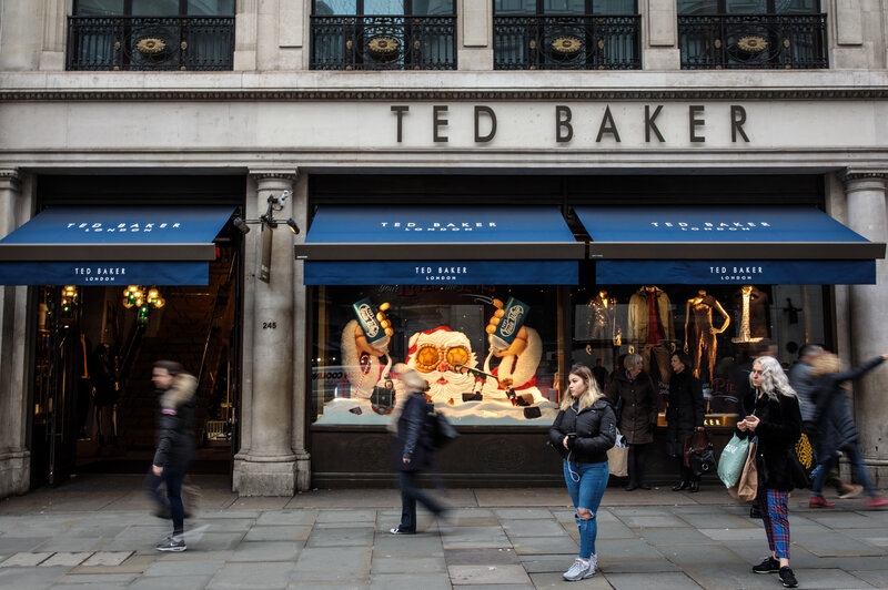 8f67b4e1850151 Ted Baker CEO Resigns After  Forced Hugging  Complaints   NPR