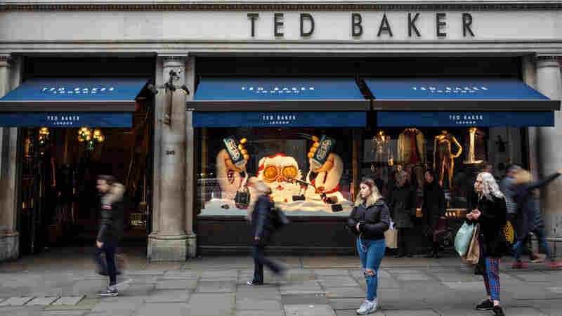 Ted Baker CEO Resigns After 'Forced Hugging' Complaints