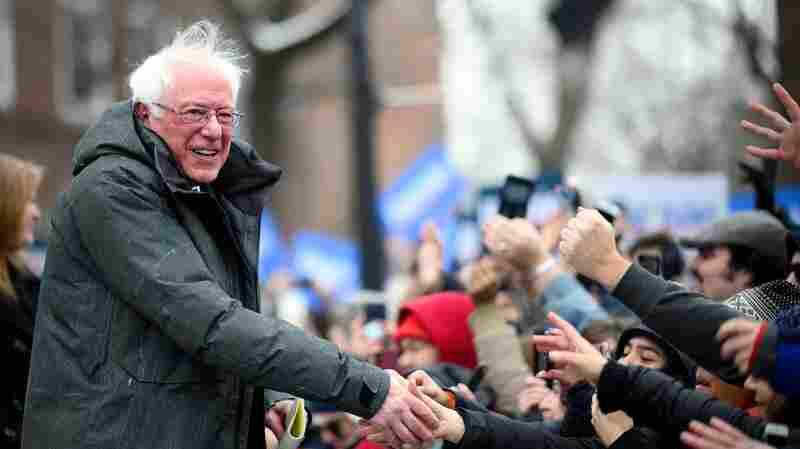 Bernie Sanders Files To Run As A Democrat — And An Independent
