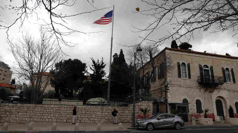 U.S. Closes Jerusalem Consulate That Gave Palestinians A Link To Washington