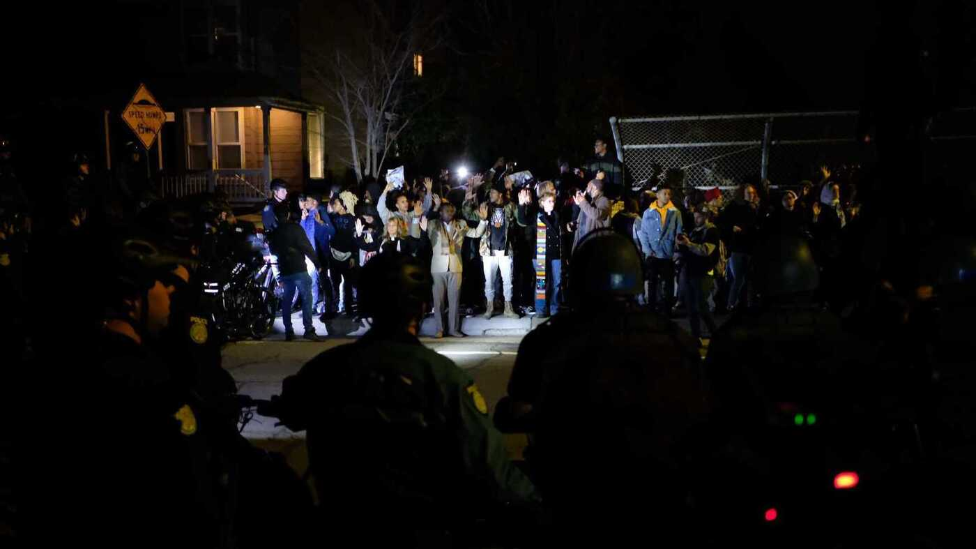 Police Arrest 84 After Stephon Clark Protest In East