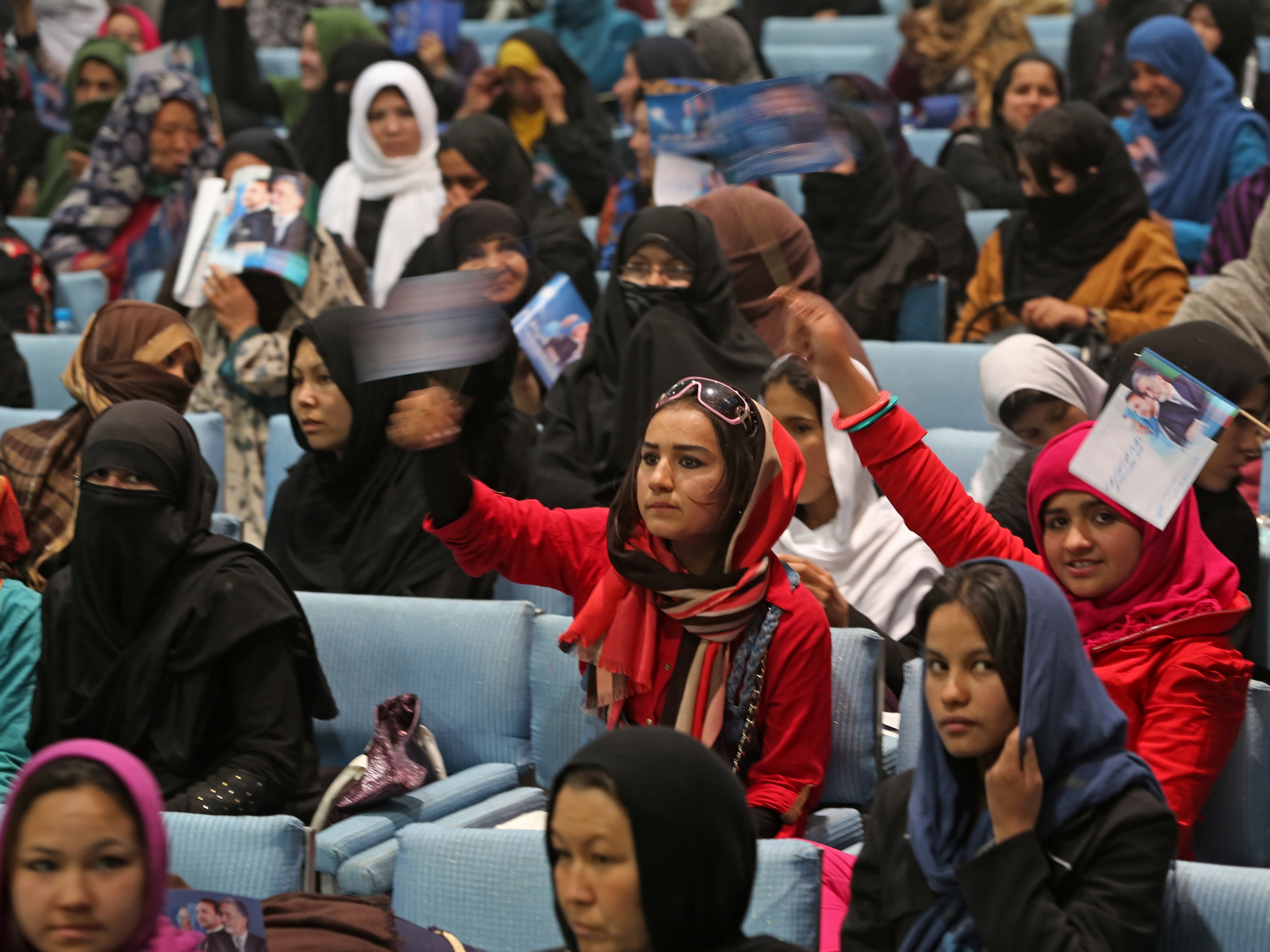 'This Is Not The Way': Afghan Women Push Back On U.S.-Taliban Peace Talks