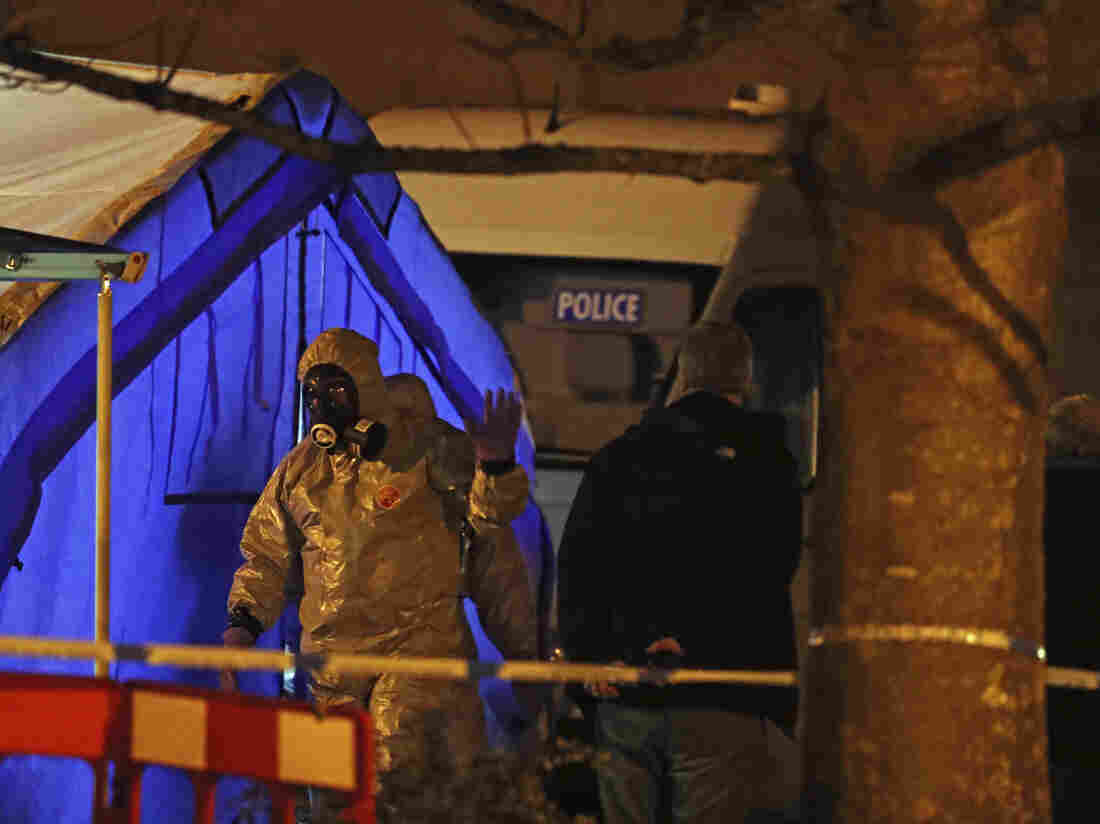 Russian diplomats request results of UK's year-long investigation into Salisbury incident