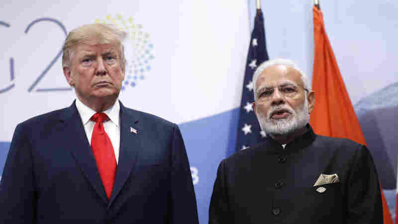 India Becomes Trump's Latest Trade Target