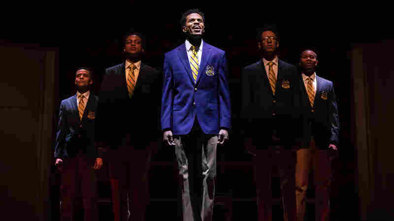 'Moonlight' Writer's Broadway Debut Stars A Queer, Black 'Choir Boy'