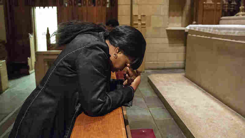 Fugitives From ICE, A Family Finds Sanctuary In A Pennsylvania Church