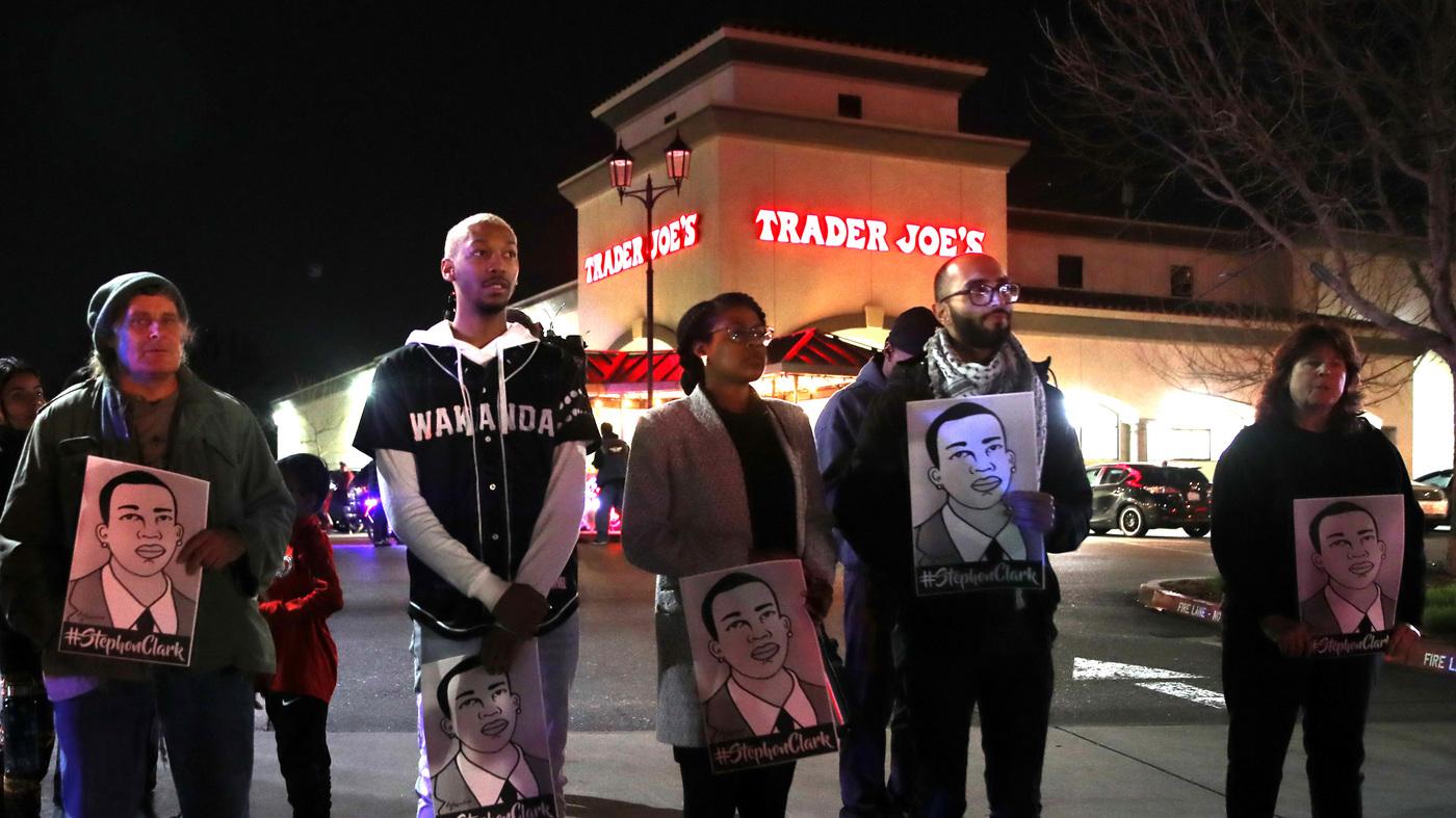 Police Arrest 84 After Stephon Clark Protest In East