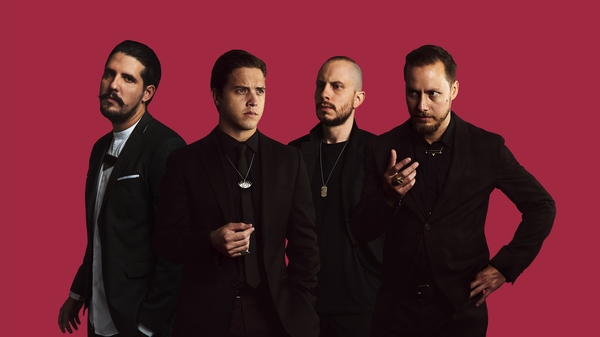 Venezuelan alt-rock band VINILOVERSUS