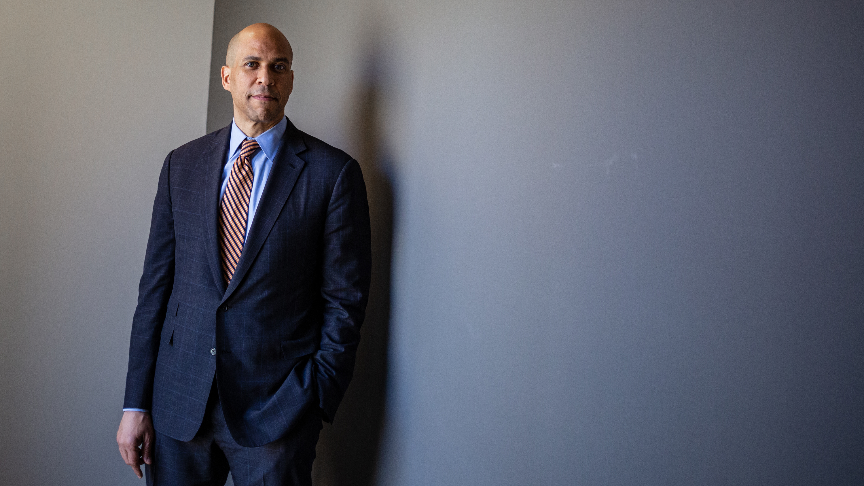 Sen. Cory Booker Promises To Bring America Together. But How?