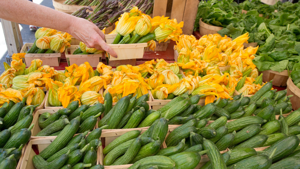 Nationwide, there are too few farmers to populate market stalls and too few customers filling their canvas bags with fresh produce at each market.