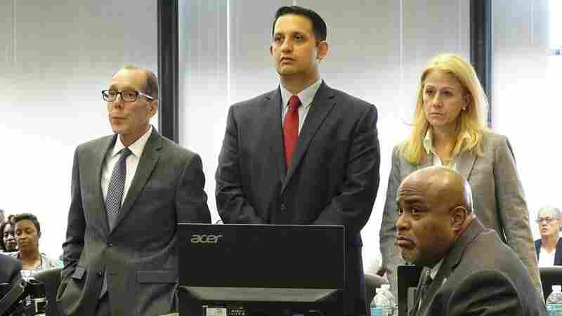 'Today We Have Justice' — Florida Police Officer Convicted In 2015 Shooting