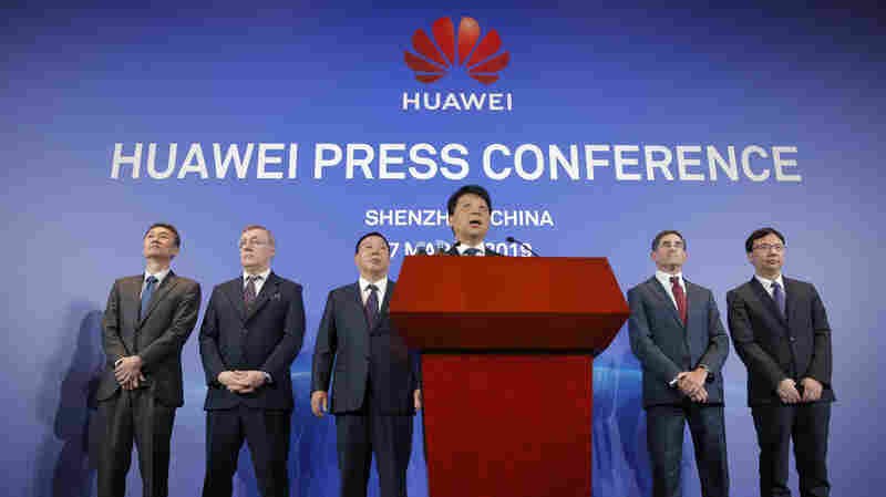 Huawei Sues U.S. After Congress Bans Government Purchase Of Its Equipment