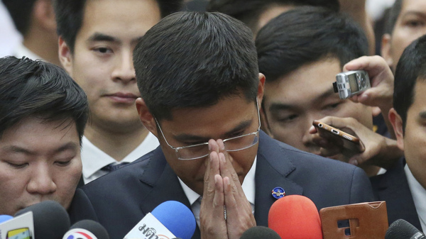 Thai Court Dissolves Political Party Who Nominated A Princess For Prime Minister