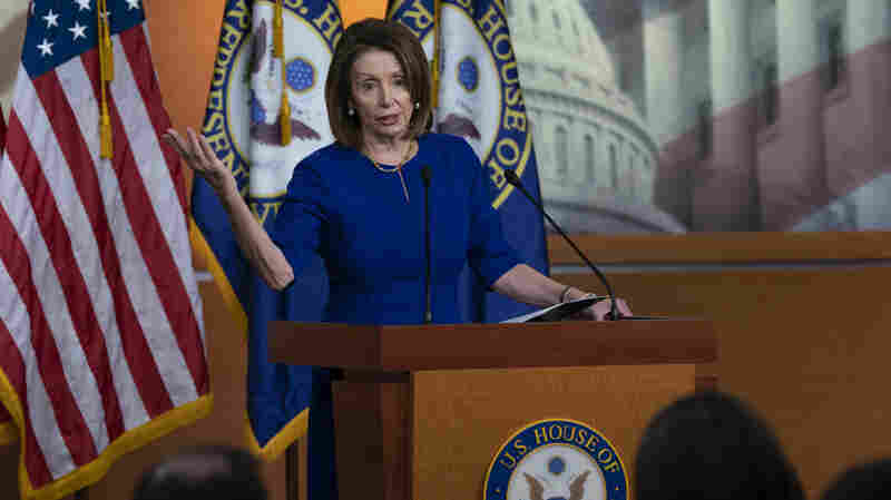 House Democrats Try To Recover From Week Dominated By Public Splits