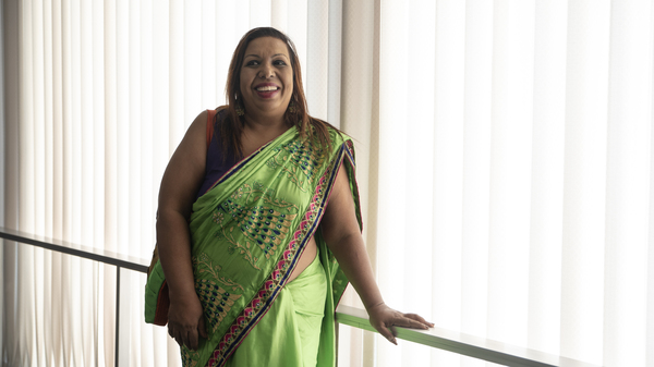 She's A Lawyer ... A Thespian ... And Now A State Department 'Woman Of Courage'