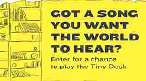 Enter The 2019 Tiny Desk Contest