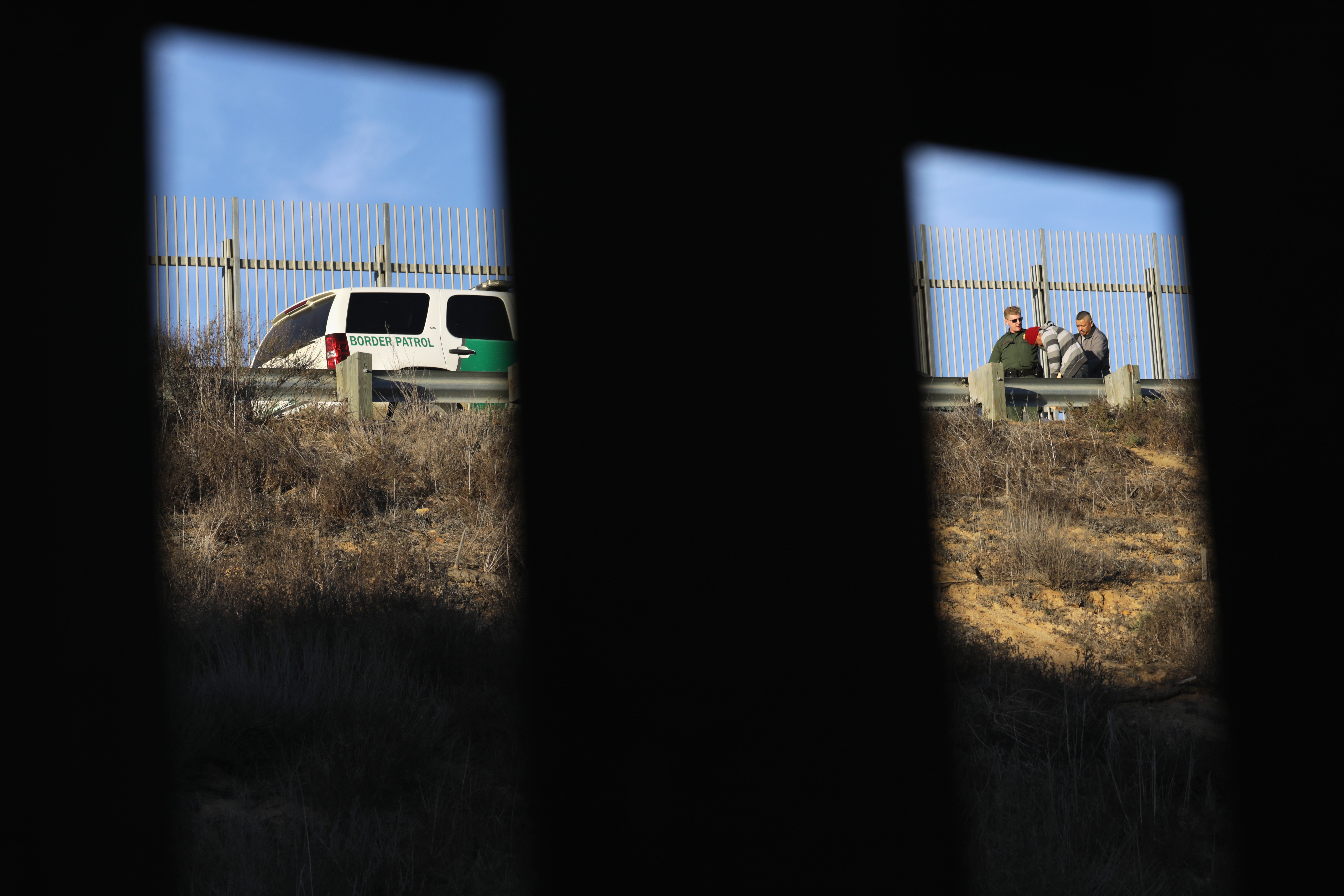 U.S. Reportedly Compiled Database Of Journalists Working Along Southwest Border