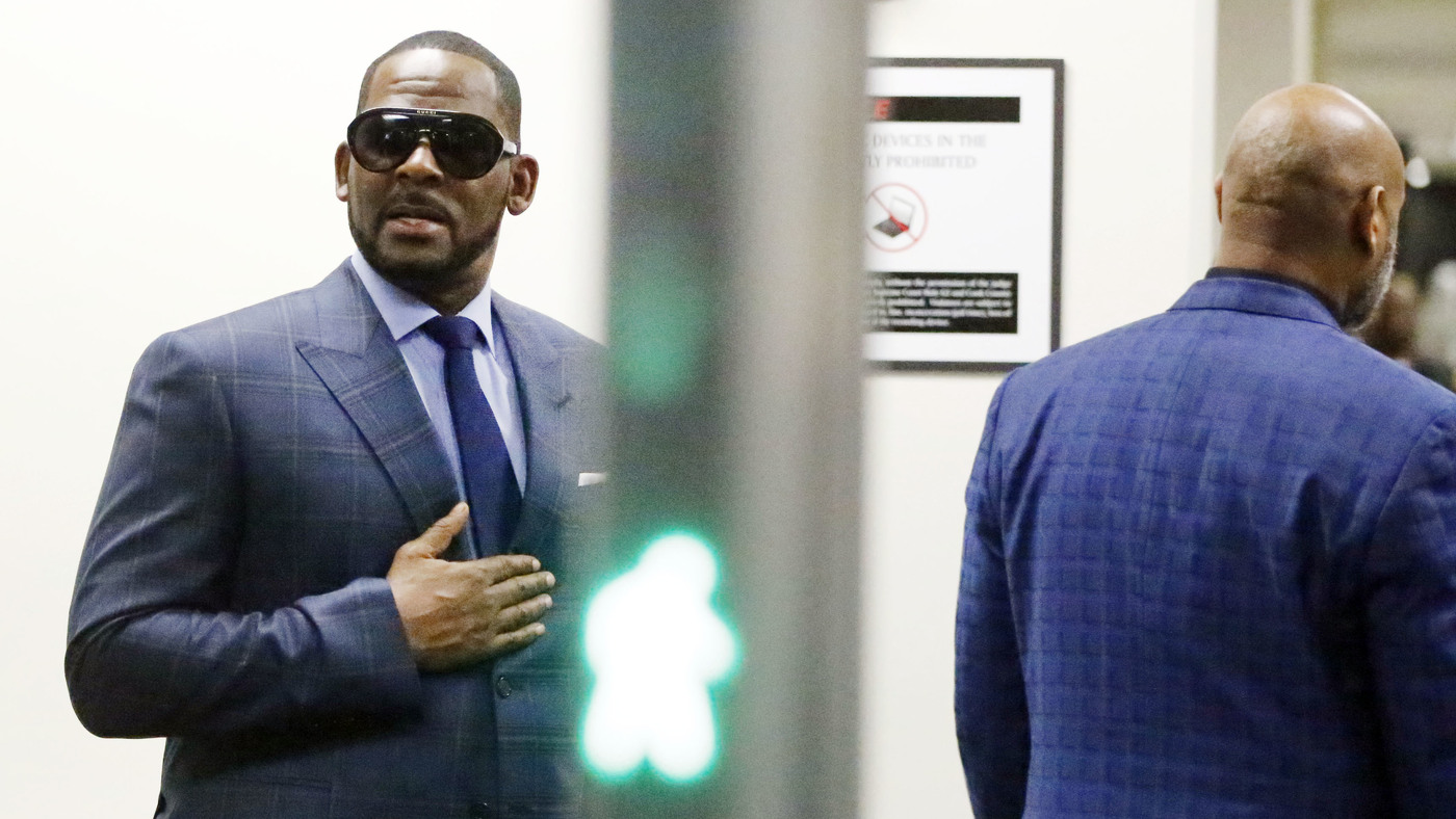 654a573f1 The R. Kelly Allegations  An Abridged History And Timeline   NPR