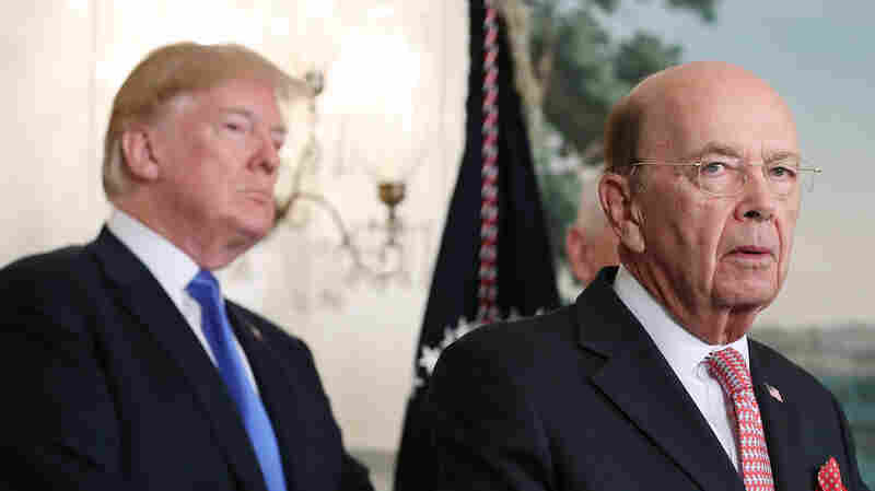 Trump Administration's Census Citizenship Question Plans Halted By 3rd Judge