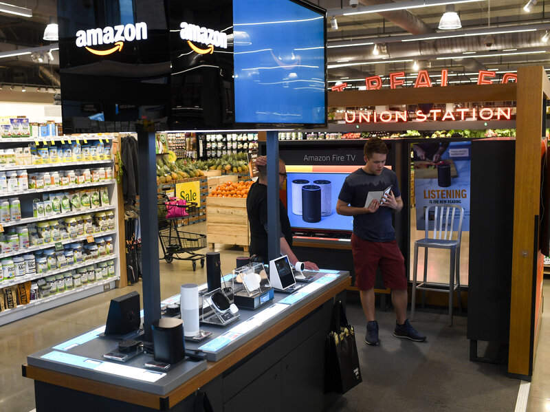 Amazon Closing 87 Pop-Up Kiosks As Its Retail Strategy