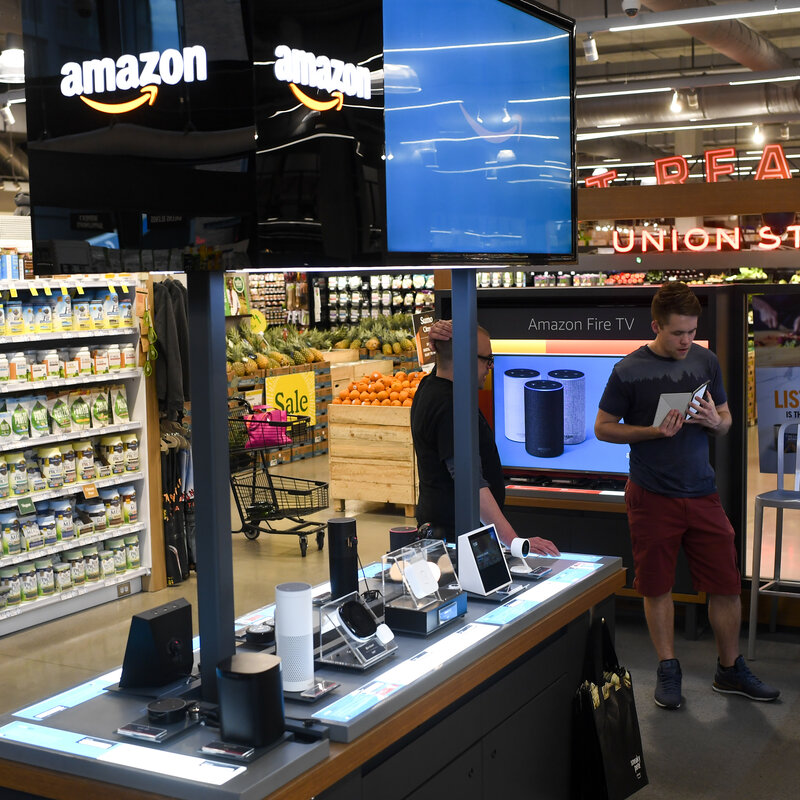 Kohl's Will Now Accept Amazon Returns At All Its Stores : NPR