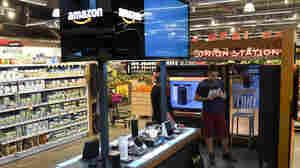 Amazon's Latest Retail Shift Means Closing 87 Pop-Up Kiosks