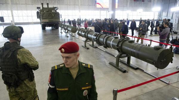 A Dark View Of Russia From U.S. NATO Commander