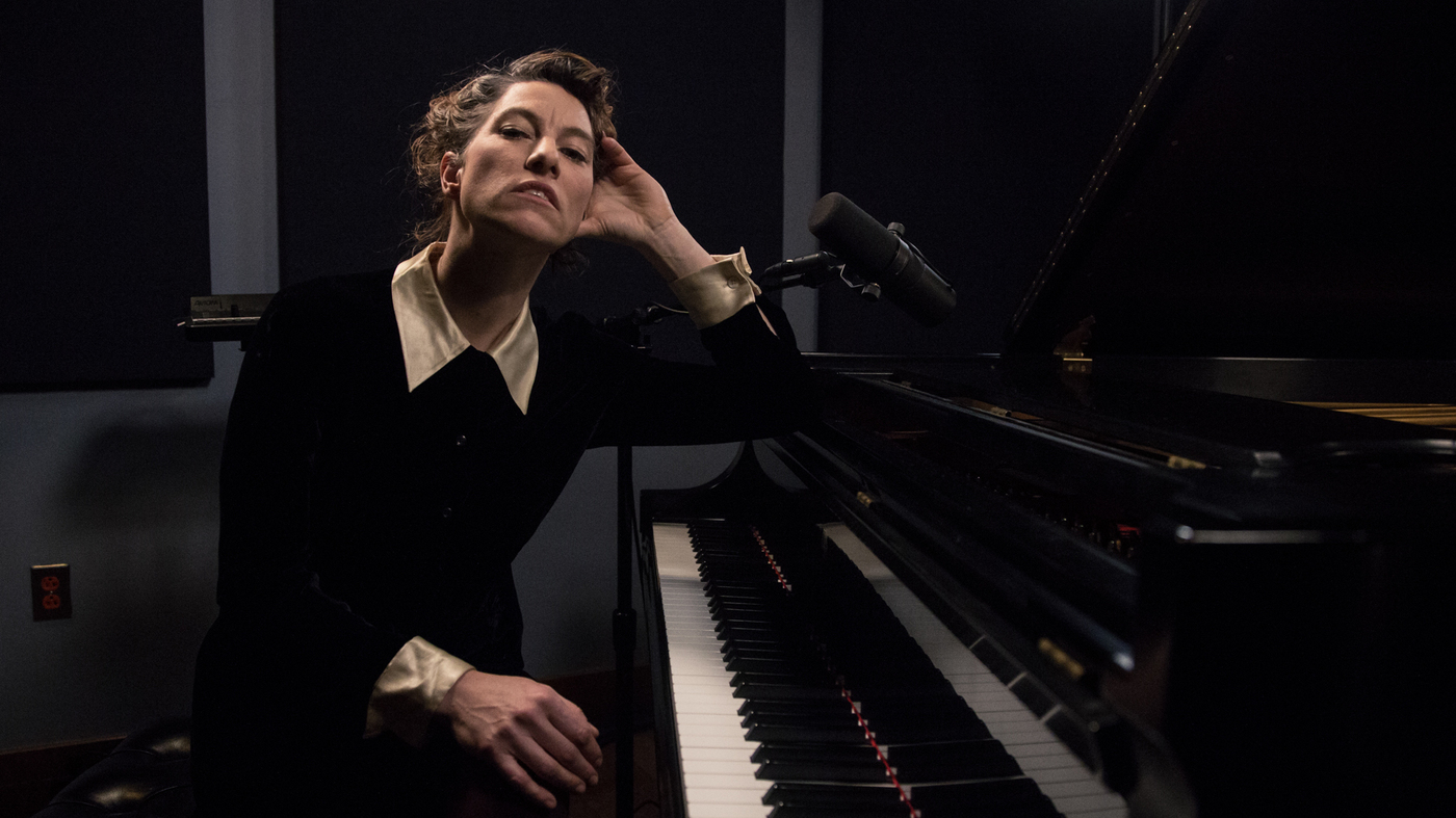 Amanda Palmer Images on her new album, amanda palmer demands you see her and feel