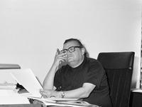 Mario Puzo is the author of <em>The Godfather</em>.
