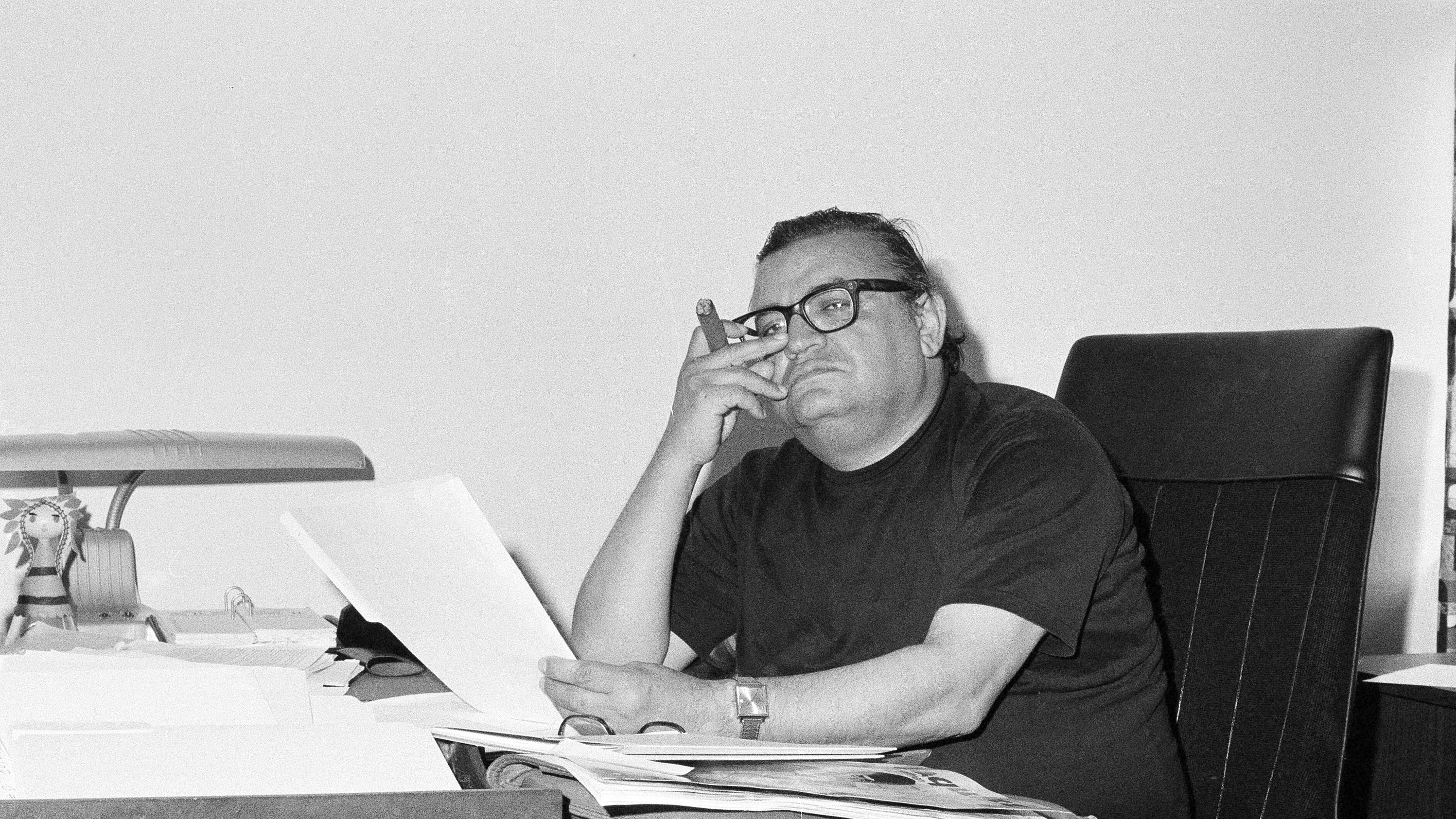 Mario Puzo is the author of The Godfather.