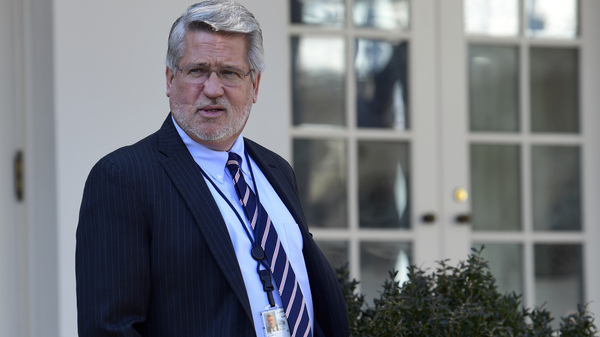 Bill Shine Resigns As White House Communications Director