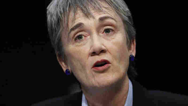 U.S. Air Force Secretary Heather Wilson Plans To Resign