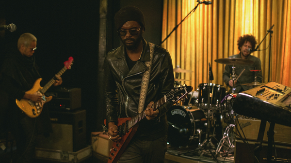 Watch Gary Clark Jr. Perform  The Guitar Man  Live In The Studio