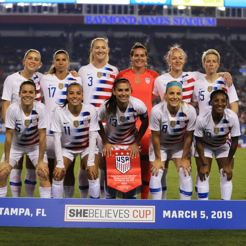 the latest a9f2b d683f 2019 Women's World Cup Preview: What You Need To Know : NPR