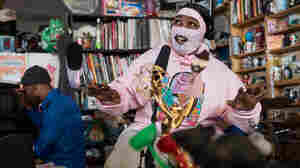 Leikeli47: Tiny Desk Concert