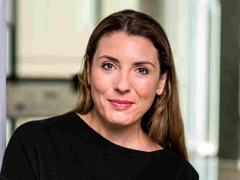 Lourdes Garcie-Navarro, 2016. Stephen Voss/NPR.