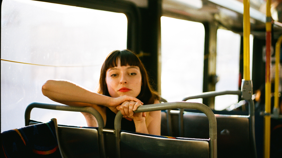 Stella Donnelly's debut album, <em>Beware of the Dogs</em>, is out now. (Pooneh Ghana/Courtesy of the artist)