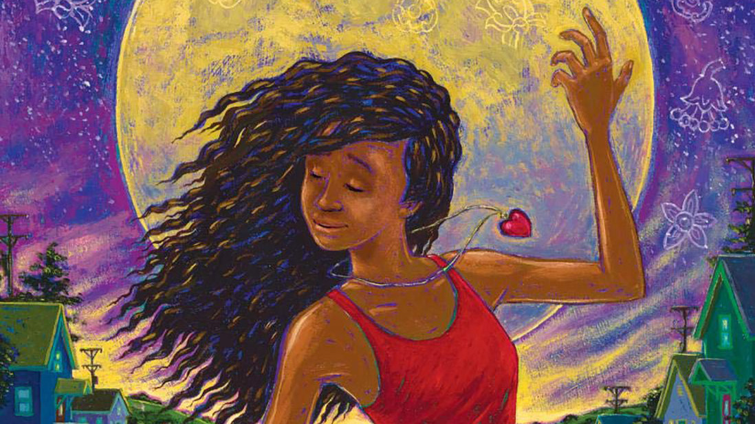 5eaa077ec In 'The Moon Within,' Aida Salazar Urges Girls To Celebrate Their Bodies :  NPR
