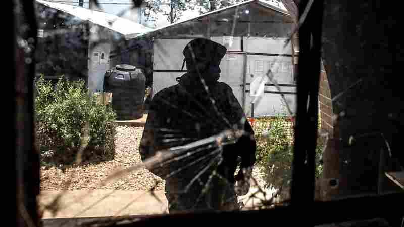 1 Killed In Latest Attack On Ebola Treatment Center In Congo