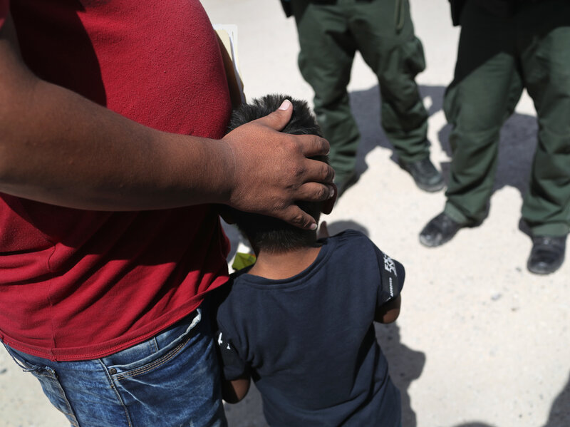 438f4e8a3 Judge  Immigration Must Account For Thousands More Migrant Kids Split Up  From Parents