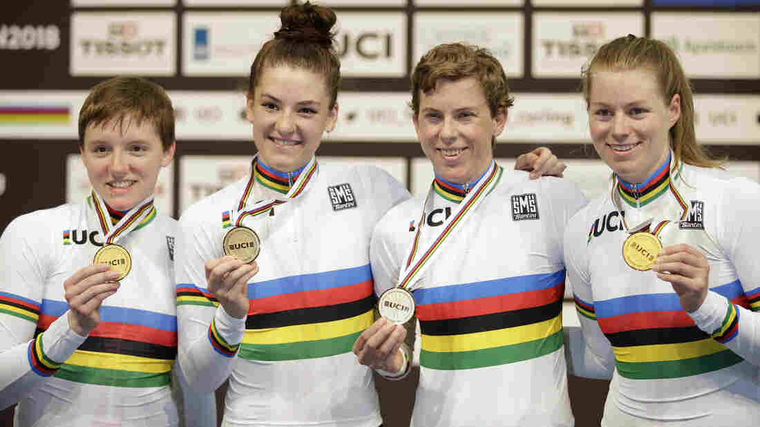 Olympic Medalist, World Champion Cyclist Kelly Catlin Dies At 23