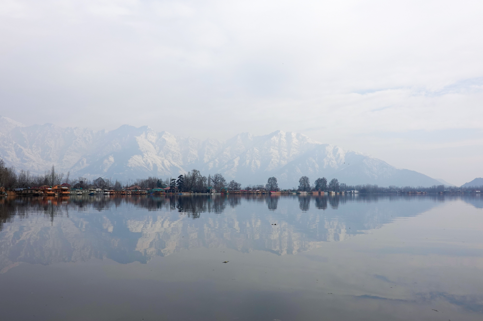 Amid The Unrest In Kashmir, Dal Lake's Floating Produce Market Is A