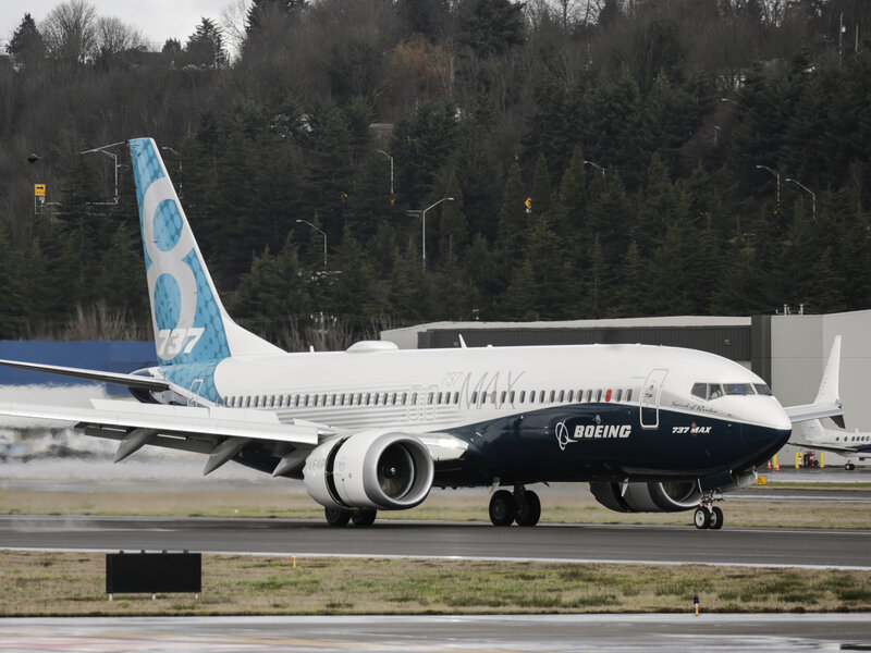 Boeing 737 Max Is The Fastest Selling Plane In Company S History Npr