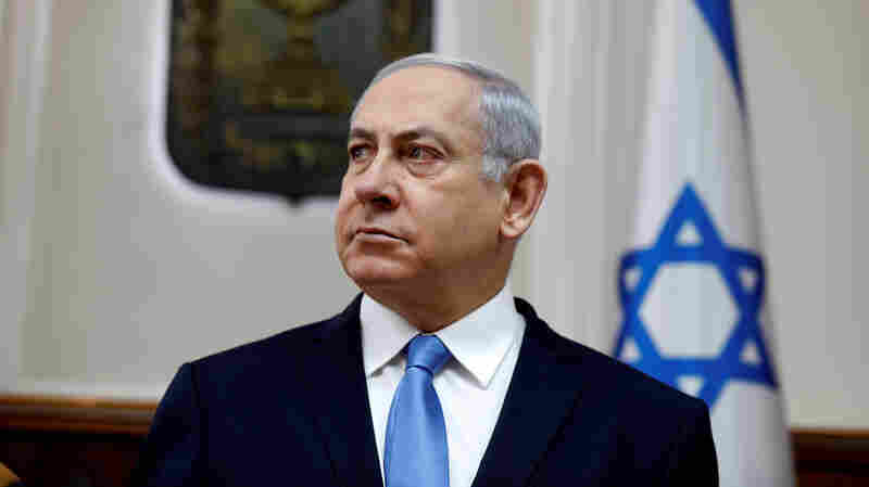 Netanyahu Says Israel Is 'Nation-State Of The Jewish People And Them Alone'