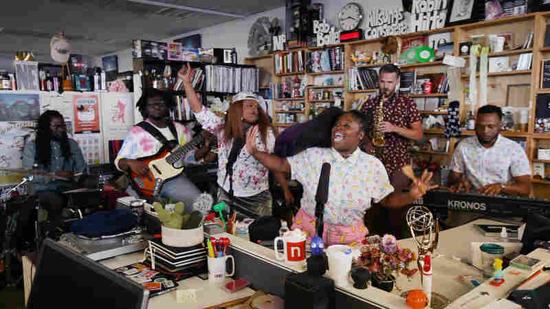 NPR Music's 2019 Tiny Desk Contest Open Today
