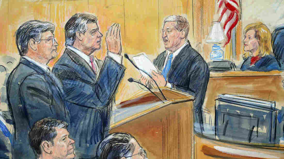 Paul Manafort Indicted In New York City After Getting More Prison Time