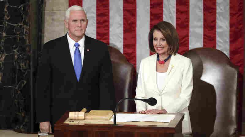 Speaker Pelosi Revokes Vice President Pence's House Office Space